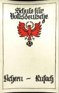 Achern-Heft Titelblatt