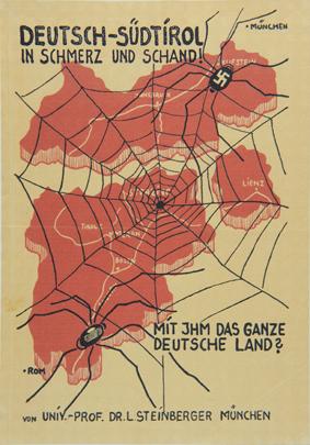 Cover der Schrift des Münchner Geschichtsprofessors Ludwig Steinberger, erschienen im Verlag Der Antifaschist, wahrscheinlich 1933.