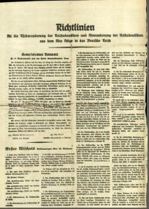 Anhang der Dolomiten-Ausgabe vom 27.10.1939