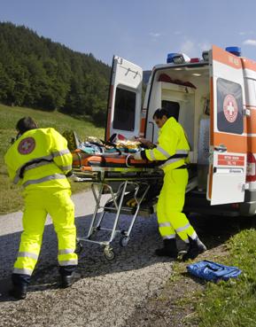 Der seit 2005 mögliche einjährige freiwillige Zivildienst kann u.a. beim Weißen Kreuz abgeleistet werden. Foto: Seehauserfoto.com